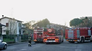 Incendio Cotignola