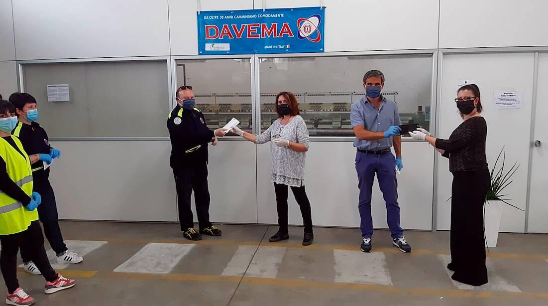 L'azienda Davema di Lugo