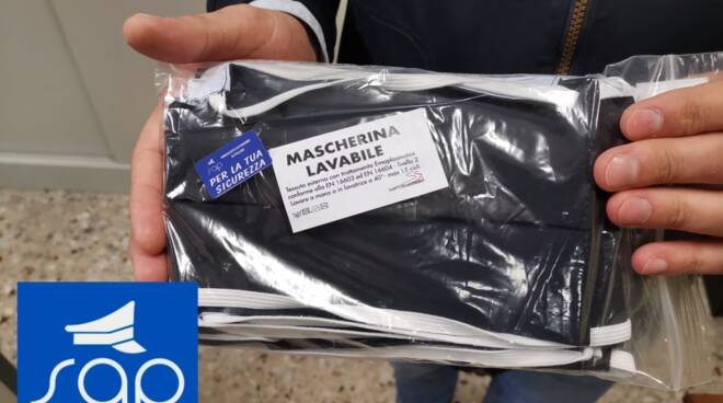mascherine SAP Rimini