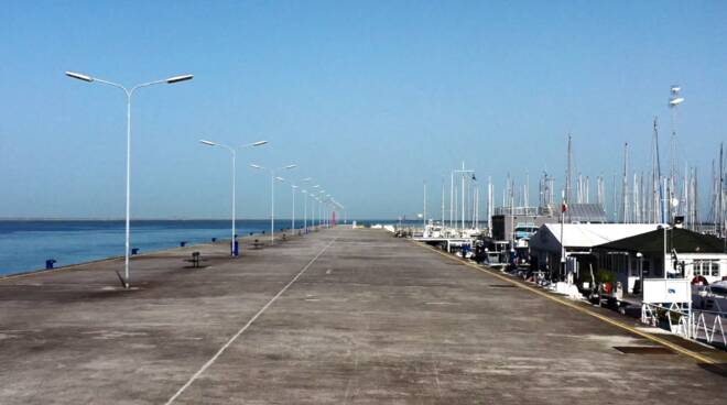 Molo Marina di Ravenna