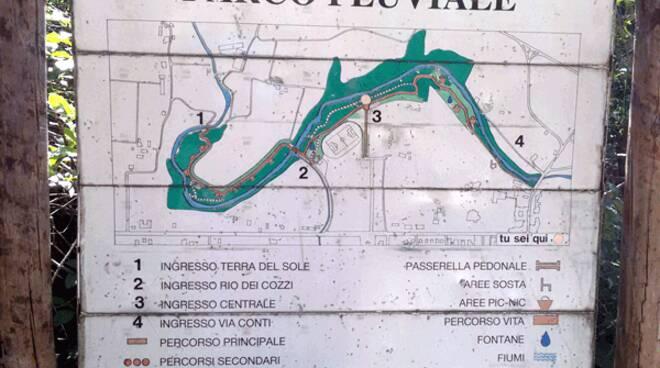 parco fluviale castrocaro