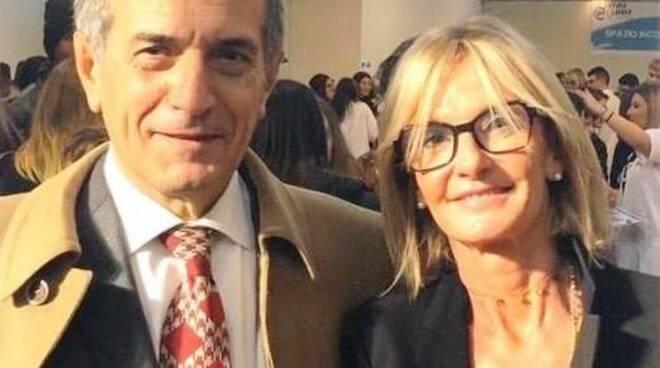 Sindaco Zattini e Assessore Casara