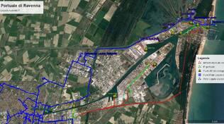 Smart Port: nel porto di Ravenna arriva la banda ultra larga in fibra ottica