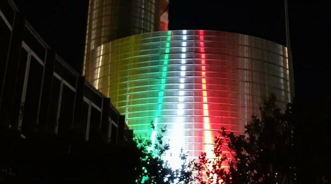 tricolore centrale eni porto corsini