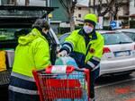 volontari spesa Bellaria - Igea Marina