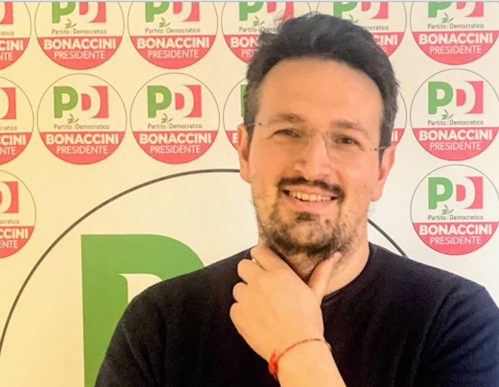 Alessandro Barattoni - segretario provinciale PD