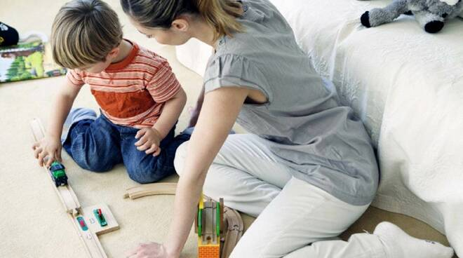 baby sitter - lavoro . mamme