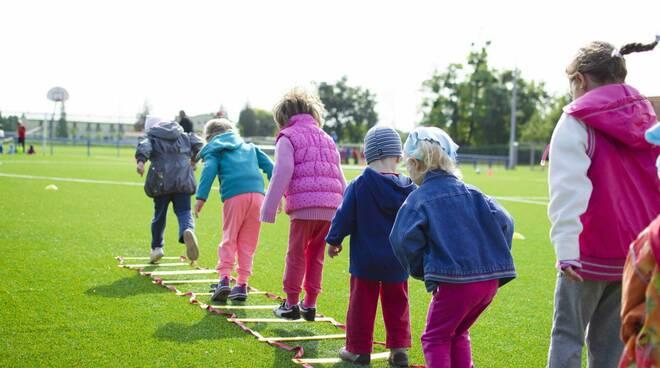 cre- bambini - giochi -parco
