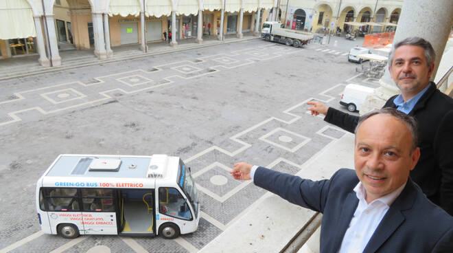 Faenza: il Green-Go Bus diventa ancora più sostenibile col fotovoltaico
