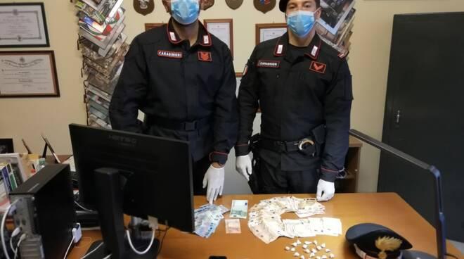 Coriano_Cocaina_Carabinieri