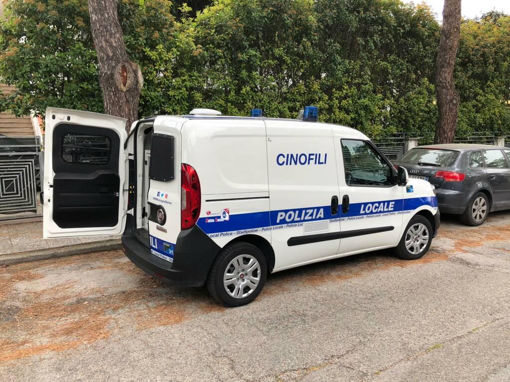 Coriano_Unità_Cinofila