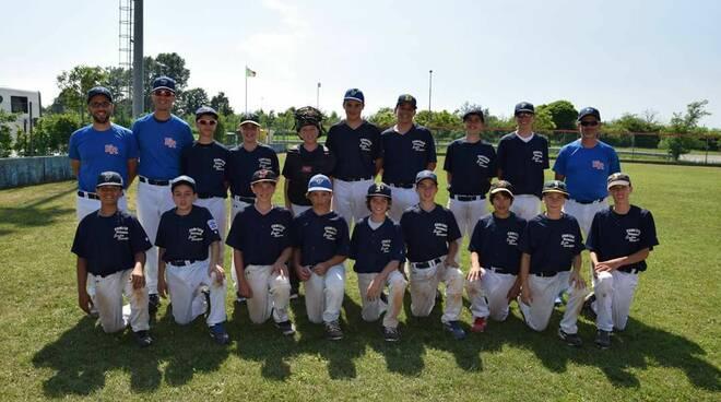Ravenna Baseball squadra