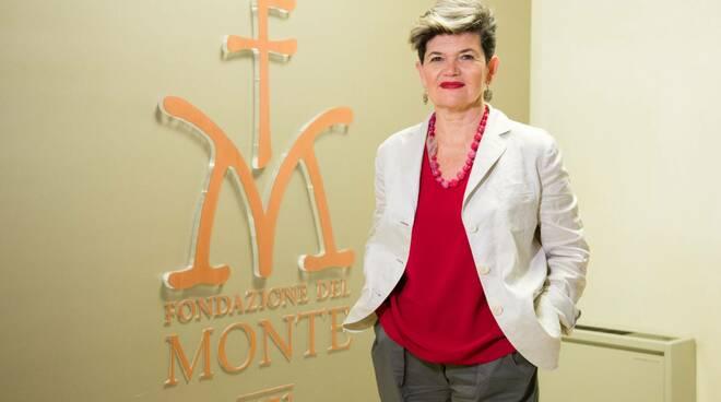Giusella Finocchiaro, Presidente di Fondazione del Monte