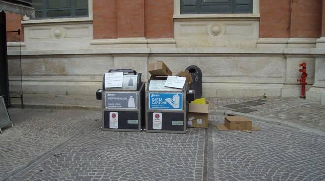 La situazione dei rifiuti alle 6 di lunedì 18 maggio