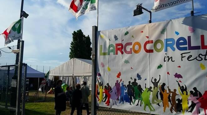 Largo Corelli in Festa, LUGO