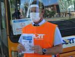 mascherine Bus Start Romagna Coronavirus