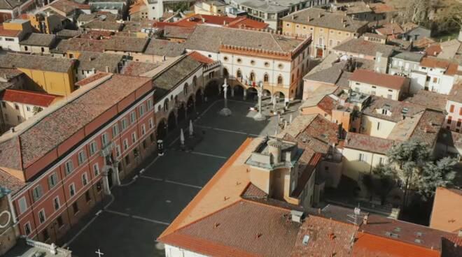 Ravenna dall'alto