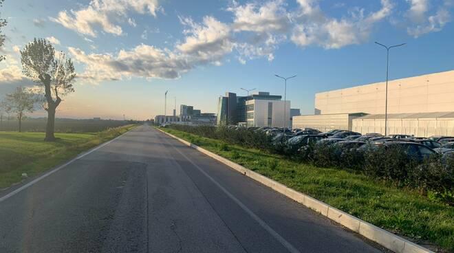 strada provinciale gradizza