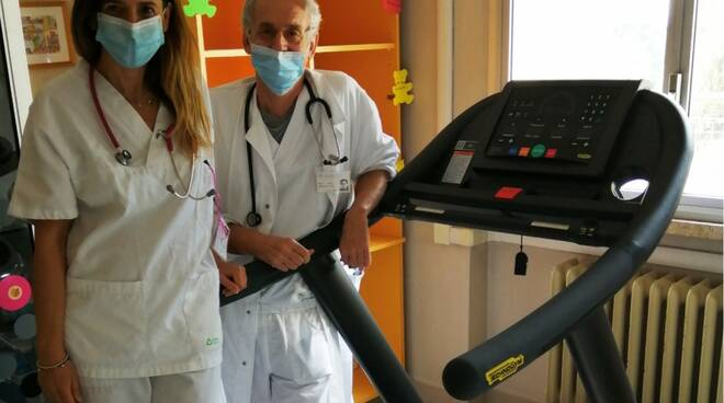 Tapis roulant-ospedale Forlì