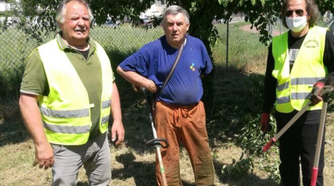 Volontari Quartiere Romiti