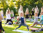 yoga sport parco