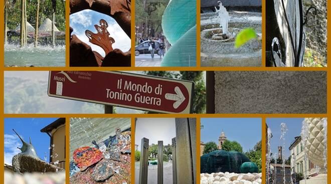 """A Cervia arriva la mostra fotografica """"Il Poeta della Fontane"""" dedicata a Tonino Guerra"""