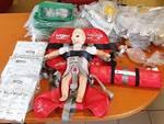 ambulanza a misura di bambino