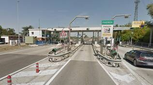 autostrada casello Faenza