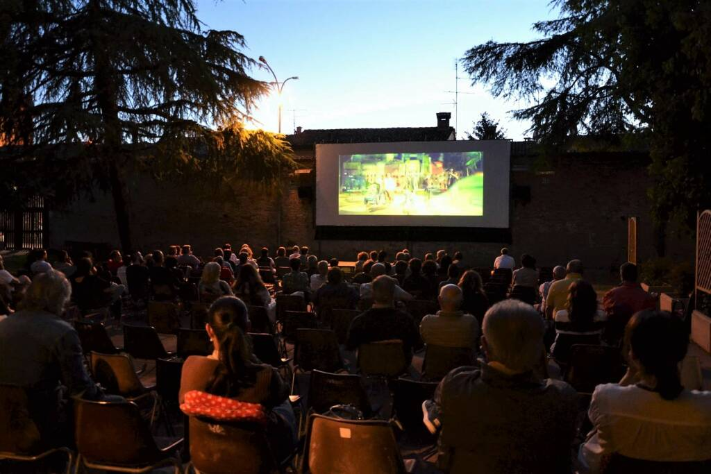 bagnacavallo al cinema 2019 - cinema all'aperto