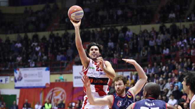 Basket Ravenna: all'OraSì arriva Tommaso Oxilia
