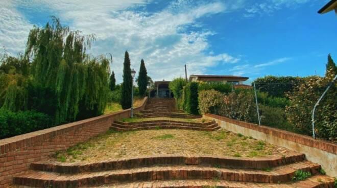 Cesena-via delle Scalette