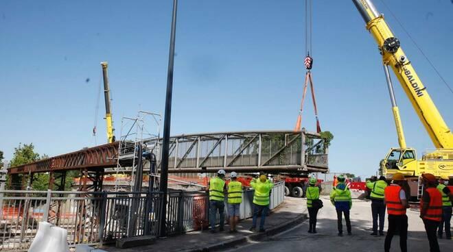 demolizione ponte teodorico