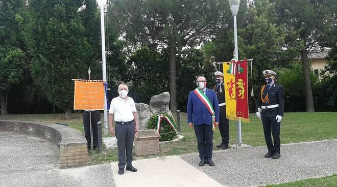 """Festa dell'Artiglieria celebrata a Ravenna. Fusignani: """"Un commosso pensiero a tutti gli artiglieri caduti"""""""