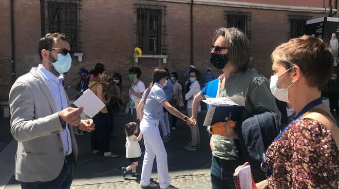 flash mob guide turistiche a ravenna