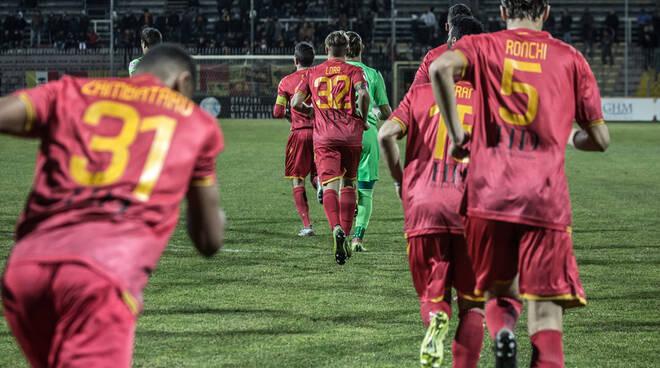Ravenna FC_allenamenti_gruppo