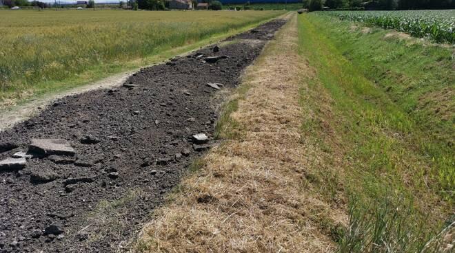 Mezzeno_asfalto non fresato