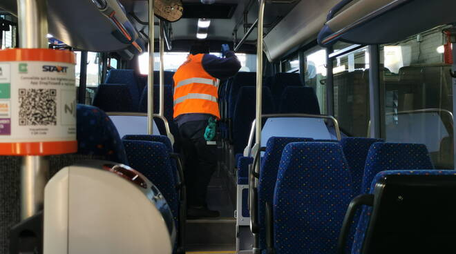 Start Romagna_Sanificazione_Bus