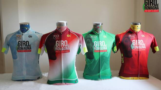 Giro di Romagna per Dante Alighieri,