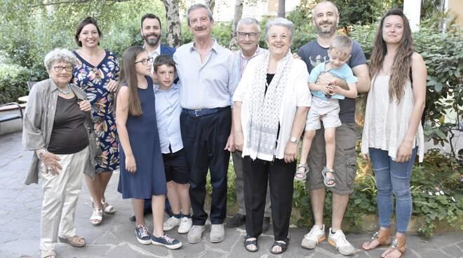 in vacanza a marina romea da 60 anni
