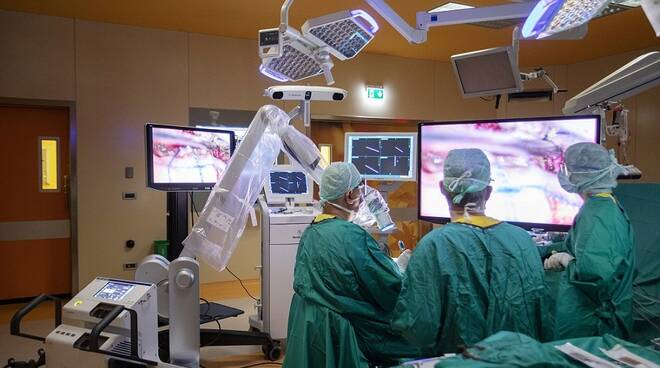 intervento tumore al cervello maria cecilia ospital