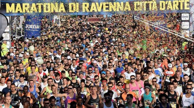 maratona di ravenna - 2019