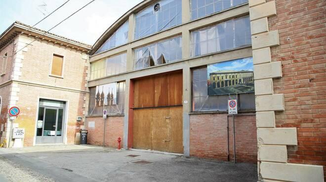 Mercato Coperto-Bagnacavallo