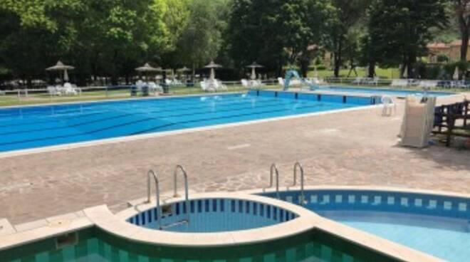piscina comunale di Casola Valsenio