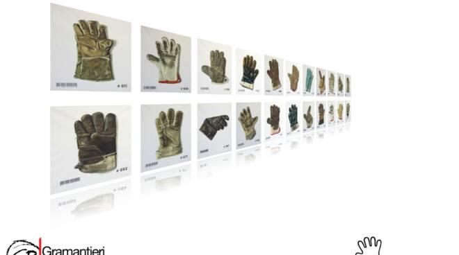 quanti guanti mostra