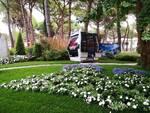 rotonda primo maggio - Cervia città giardino 2020