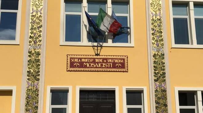 Scuola Mosaico Spilinbergo