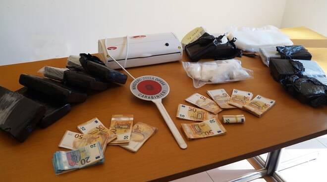 spaccio cocaina Cervia- Cesenatico