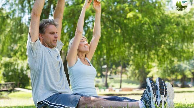 sport nei parchi