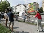 Street arte Ravenna zona Darsena 2020