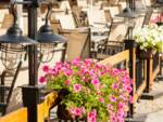 tavolini , dehors , ristorante